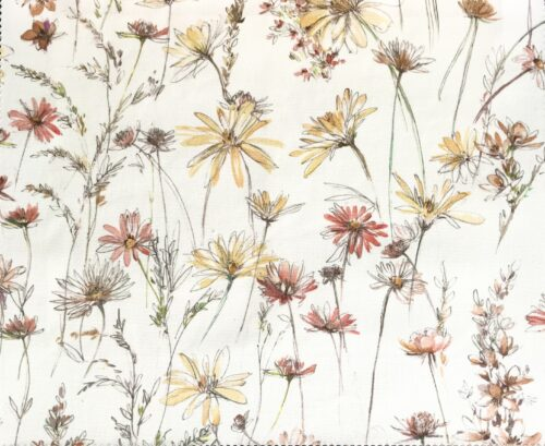 Marie in Harvest, Bloom Collection by P.T textiles